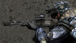 Alliance of Valiant Arms  スクリーンショット3
