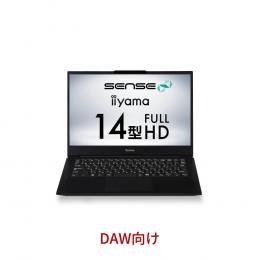 SENSE-14FH057-i5-UXSX-DAC [Windows 10 Home]