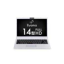 <パソコン工房> 14型ビジネスノートパソコン Solution⧜ Bz N4シリーズ SOLUTION-14FH055-i3-UHEV [Windows 10 Home]画像