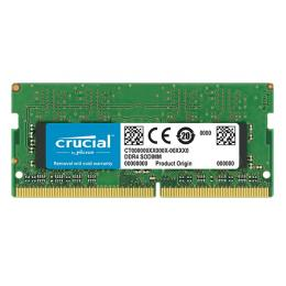 CT4G4SFS8213 [SODIMM DDR4 PC4-17000 4GB]