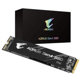 AORUS Gen4 SSD 1TB GP-AG41TB
