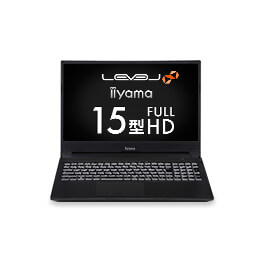 第10世代インテル Core i7とGeForce RTX 2060搭載144Hz対応15型フルHDゲーミングノートパソコン(U300625336)