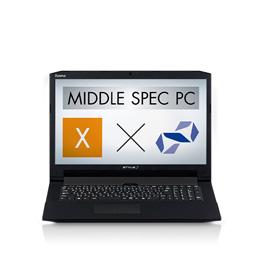 STYLE-17FX077-i7-SF [Windows 10 Home]