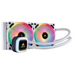 H100i RGB PLATINUM SE CW-9060041-WW [白]