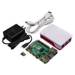 Raspberry Pi 4 スターターキット(4GB RAM版) SSCI-060301