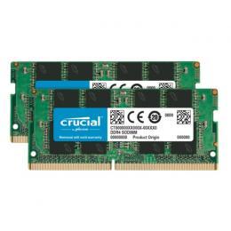 DDR4-3200 SODIMM 8GB×2枚 7,458円 送料無料 メモリ Crucial CT2K8G4SFS832A 【パソコン工房】