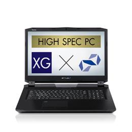 GeForce GTX 1080搭載17型ノートパソコンが販売中