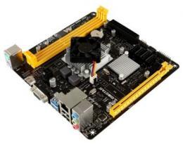 <パソコン工房> AMD A10-5745クアッドコアAPU搭載 Mini-ITXマザーボード A68N-5745