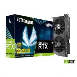 GAMING GeForce RTX 3060 Twin Edge / ZT-A30600E-10M