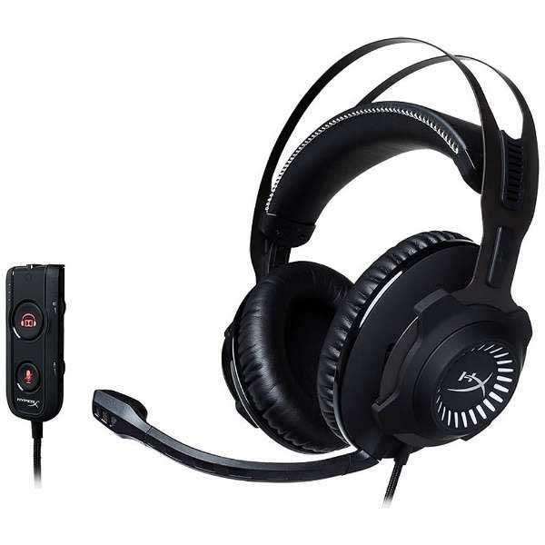 KINGSTON HyperX Cloud Revolver S HX-HSCRS-GM/AS