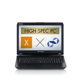 STYLE-15QX093-i7-RNFR [Windows 10 Home]