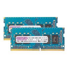 CK4GX2-SOD4U2400H [SODIMM DDR4 PC4-19200 4GB 2枚組]