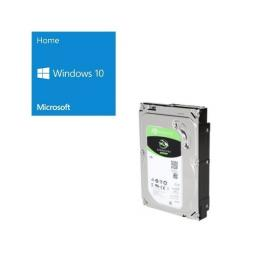 Windows 10 Home 64Bit DSP + SEAGATE ST2000DM005 バンドルセット