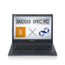 50台限定!GeForce GTX 1050 Ti搭載の17型ノートパソコンが119,980円(税別)!