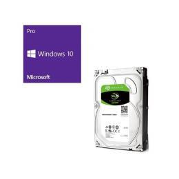 Windows 10 Pro 64Bit DSP + SEAGATE ST4000DM004 バンドルセット