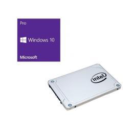 Windows 10 Pro 64Bit DSP + Intel SSD 545s 512GB SSDSC2KW512G8X1 バンドルセット