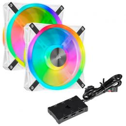 QL140 RGB White Fan Kit (CO-9050106-WW)