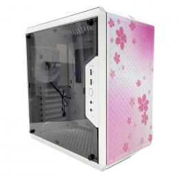 MasterBox Q500L Sakura Edition with V750 Semi / MCB-Q500L-KANA75-SJP