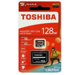 東芝 EXCERIA THN-M303R1280A2 [128GB]