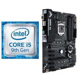 Intel Core i5 9600 BOX + ASUS TUF H370-PRO GAMING セット