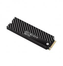 WD Black SN750 NVMe WDS500G3XHC