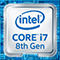 第8世代インテルCore i7プロセッサーバッジ