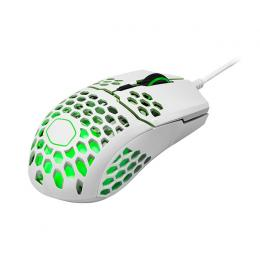 MasterMouse MM711 White Glossy