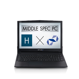 STYLE-15FH053-i7-HNFS Office SET [Windows 10 Home]