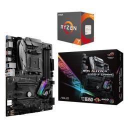 ASUSマザーボード+Ryzen CPU同時購入キャンペーン実施中!