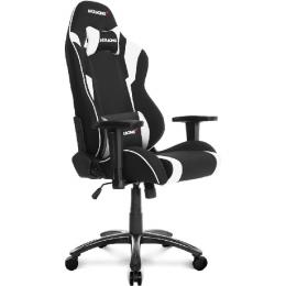 Wolf Gaming Chair (White) AKR-WOLF-WHITE