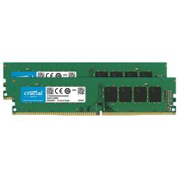 CT2K4G4DFS824A [DDR4 PC4-19200 4GB 2枚組]
