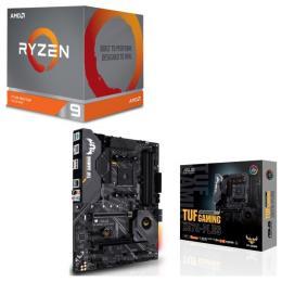 AMD Ryzen 9 3900X BOX + ASUS TUF GAMING X570-PLUS セット