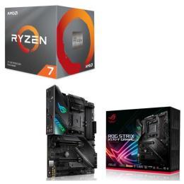 AMD Ryzen 7 3800X BOX + ASUS ROG STRIX X570-F GAMING セット