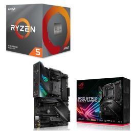 AMD Ryzen 5 3600X BOX + ASUS ROG STRIX X570-F GAMING セット