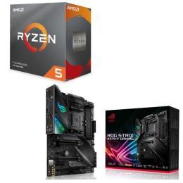 AMD Ryzen 5 3600 BOX + ASUS ROG STRIX X570-F GAMING セット