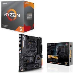 AMD Ryzen 5 3600 BOX + ASUS TUF GAMING X570-PLUS セット