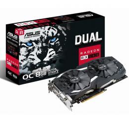 パソコン工房DUAL-RX580-O8G