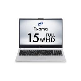 第8世代インテル Core i3搭載15型フルHDノートパソコン(U300610644)
