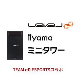 LEVEL-M046-iX4F-RJS-αD [Windows 10 Home]