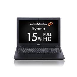 第8世代インテル Core i7とGeForce GTX 1070搭載15型フルHDゲーミングノートパソコン(U300533238)
