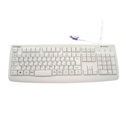 Pro Fit ウォッシャブルキーボード ホワイト / K64406JP