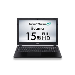 第8世代インテル Core i7とQuadro P4200搭載15型フルHDクリエイターノートパソコン(U300513645)