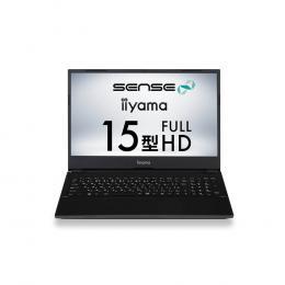 SENSE-15FH040-i3-UHES [Windows 10 Home] iiyama BTO パソコン 格安通販