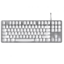 BlackWidow Lite Mercury White / RZ03-02640700-R3M1