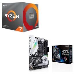 AMD Ryzen 7 3700X BOX + ASUS PRIME X570-PRO/CSM セット