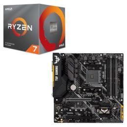 AMD Ryzen 7 3700X BOX + ASUS TUF B450M-PLUS GAMING セット