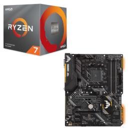 AMD Ryzen 7 3700X BOX + ASUS TUF B450-PLUS GAMING セット