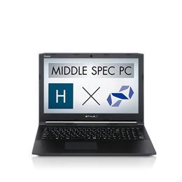 STYLE-15FH058-i7-LFS [Windows 10 Home]