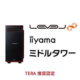 LEVEL-R040-i7K-TWA-TERA [Windows 10 Home]