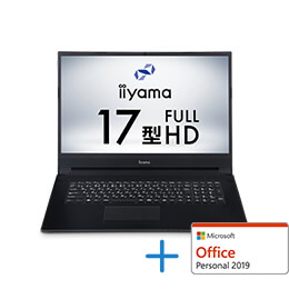 STYLE-17FH055-i7-UHSX [Office Personal 2019 SET]